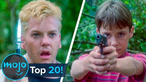 Top 20 Dealing With Bullies Movie Scenes