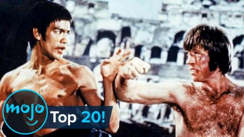 Top 20 Greatest Movie Fight Scenes of All Time