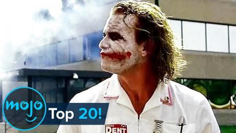 Top 20 Greatest Movie Scenes They Got On the First Take