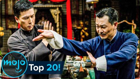 Top 20 Moments From Ip Man 4