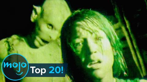Top 20 Movies That Make You Afraid of the Dark