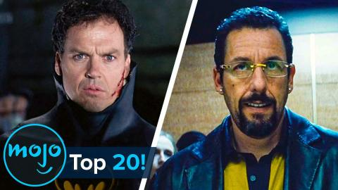 Top 20 Actors Who Broke Type-Casting