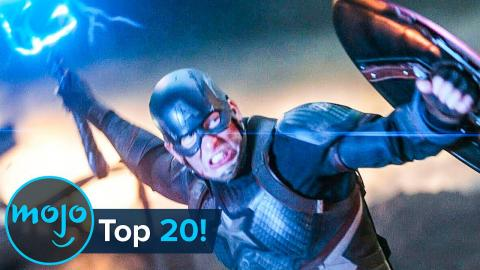 Top 20 Superhero Weapons