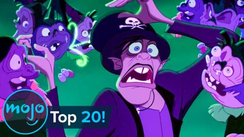 Top 20 Terrifying Deaths in Disney Movies