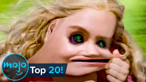 Top 20 Worst CGI Movie Effects of All Time