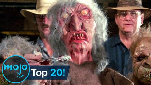 Top 20 Worst Movie Monster Weaknesses
