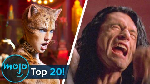 Top 20 Worst Movies of the Century (So Far)
