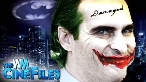 Joaquin Phoenix to Play THE JOKER in New Origin Movie – The CineFiles Ep. 58