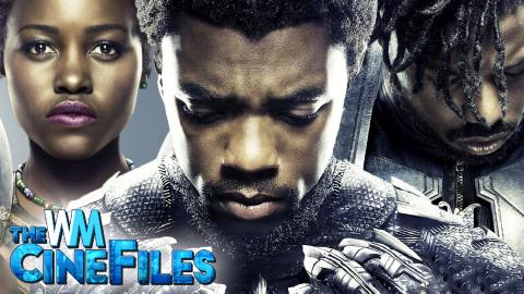 Black Panther Becomes BEST Live-Action Superhero Movie on Rotten Tomatoes – The CineFiles Ep. 60