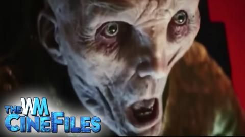 Is a Star Wars SNOKE Prequel in the Works? – The CineFiles Ep. 62