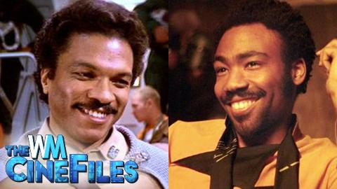 Donald Glover's Lando Calrissian to Get His Own STAR WARS Movie? – The CineFiles Ep. 72