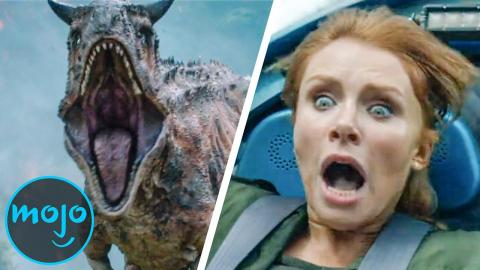 The 5 Best Action Scenes From Jurassic World Movies
