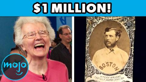 Top 10 Most Surprising Discoveries on Antiques Roadshow