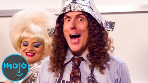 Another Top 10 Weird Al Parodies