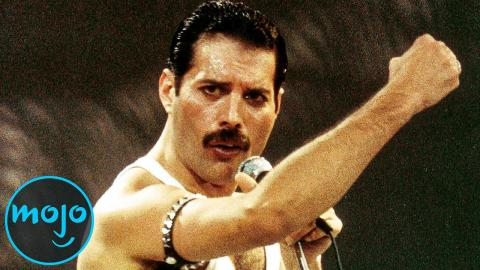Top 10 Freddie Mercury Performances