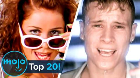 Top 20 Most Ridiculous 90s Music Videos Ever