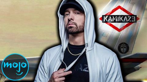 Top 5 Disses on Eminem's Kamikaze
