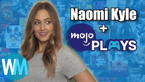 Naomi Kyle Is Partnering With MojoPlays! New Let's Play Series Incoming!