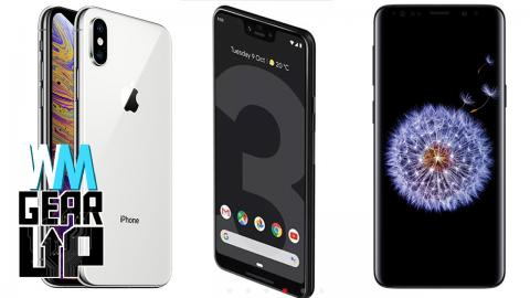 Pixel 3 Vs iPhone XS Vs Galaxy S9 - GearUP^