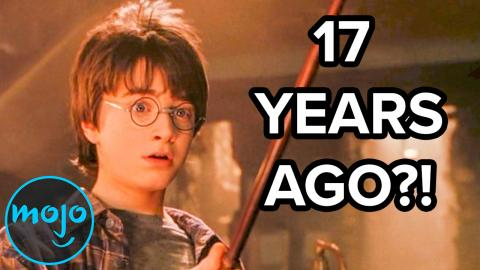 Harry Potter Is HOW OLD!?