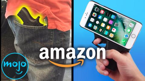 Top 10 Banned Things On Amazon