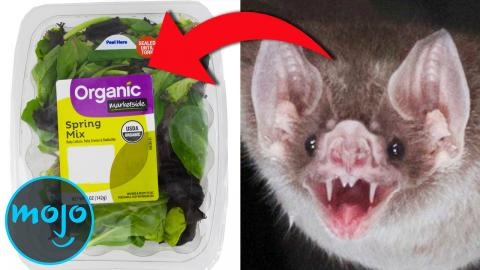 Top 10 Disgusting Food Recalls