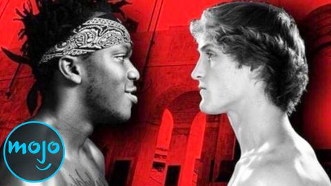 Top 10 Facts About Logan Paul and KSI's Fight