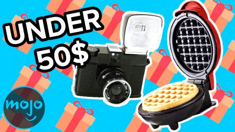 Top 10 Gifts Under 50$ for Xmas 2018