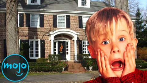 Top 10 Famous Houses From Movies and TV You Could Have Actually Owned
