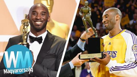 Top 10 Kobe Bryant pillanat