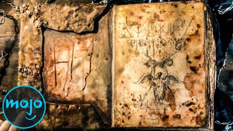 Top 10 Spell Books That Are Actually Real