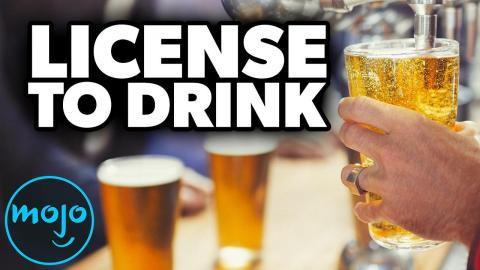 Top 10 Strangest Liquor Laws in The World