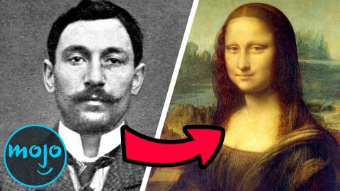 Top 10 Most Infamous Art Heists of All Time