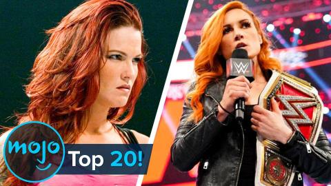 Top 20 Greatest Female Wrestlers of All Time