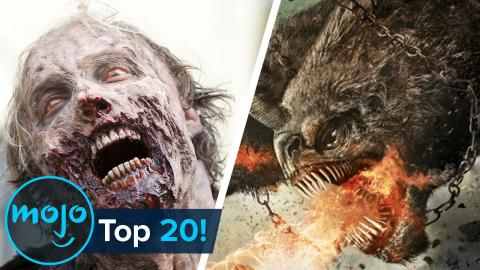 Top 20 Most Iconic Monster Types of All Time