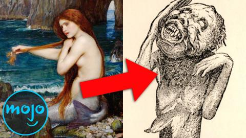 Top 5 Creepy Things You Didn't Know About Mermaids