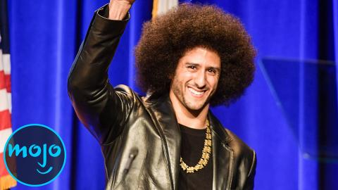 Top 5 Facts About Colin Kaepernick