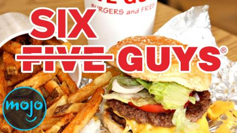 Top 5 Things You Didn't Know About Five Guys