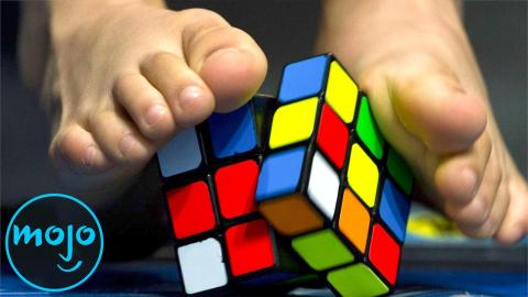 5 Amazing Rubik's Cube Facts