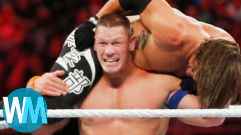 Top 10 Greatest John Cena Matches