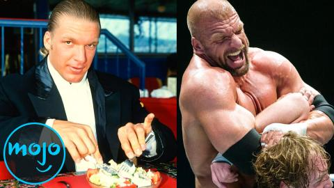 Top 10 Radical WWE Wrestler Evolutions