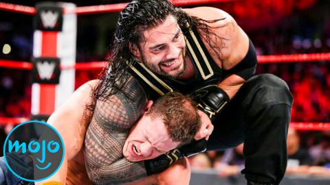 Top 10 Roman Reigns WWE Matches