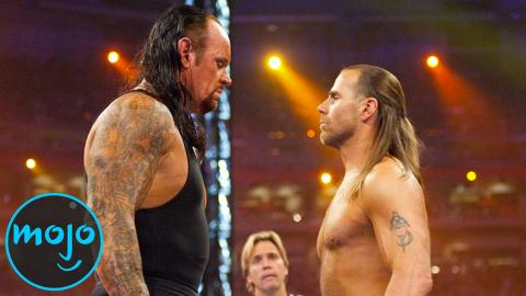 Top 10 Undertaker Matches