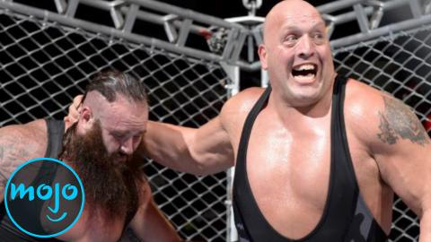 Top 10 Greatest Cage Matches in WWE History