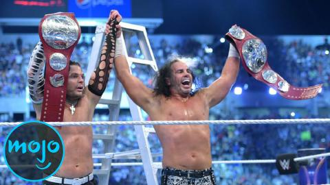 Top 10 Greatest WWE Wrestling Tag Teams in History