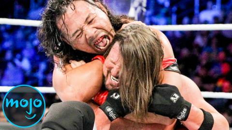 Top 5 Most Disappointing WWE Matches of 2018 (So far…)
