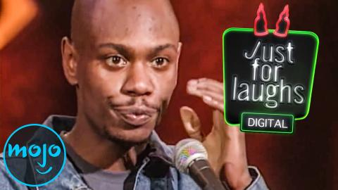 Dave Chappelle: Hilarious Set at Just for Laughs 2000!