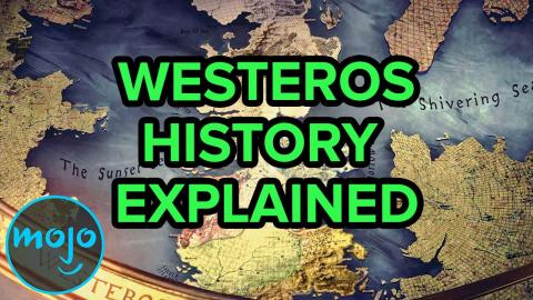 Game of Thrones History Explained