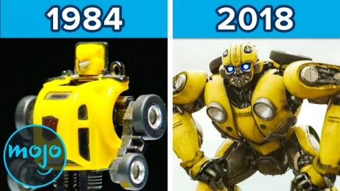 Transformer Origins: Bumblebee