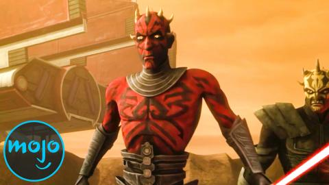 Darth Maul: Origins Explained